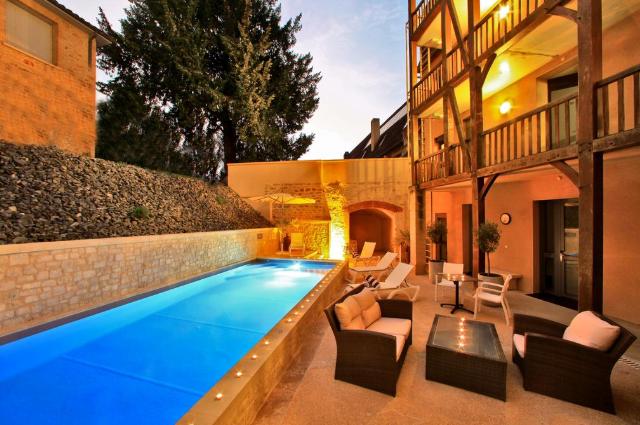 Ces bonnes raisons de louer une chambre dans un hôtel 4 étoiles à Sarlat